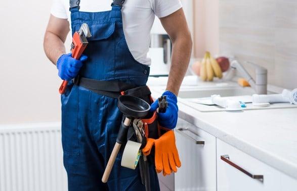 Le quotidien du métier de plombier à Paris